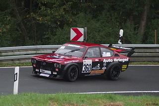 cn2- 360 Opel Briegel Kadett - Bergrennen Eichenbühl 2017