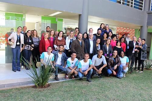 Visita da Secretaria Municipal de Educação à EFG Sebrae-NEJ