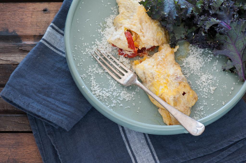 Sun-Dried Tomato Omelette-2