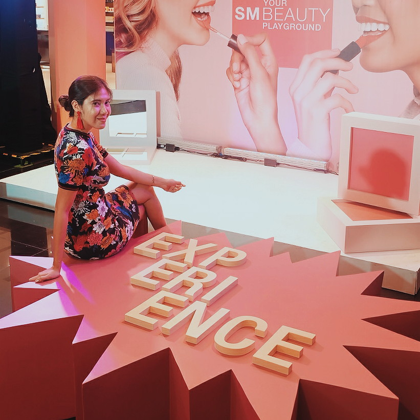SM Beauty Playground: Test, Swatch and Try Makeup at SM Beauty