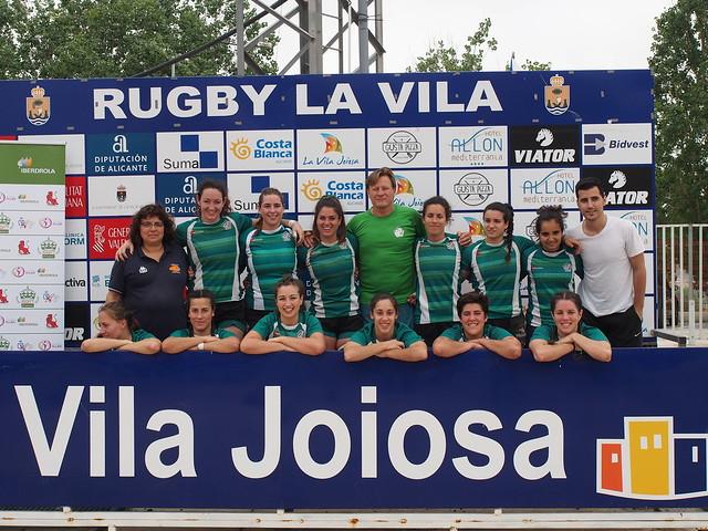 II GPS Copa de la Reina 7s Villajoyosa 2018 (1ª Serie)