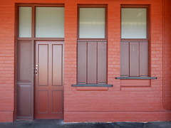 Doors and Covered Windows