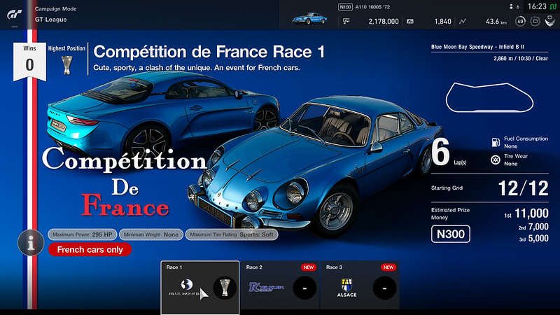 Compétition de France