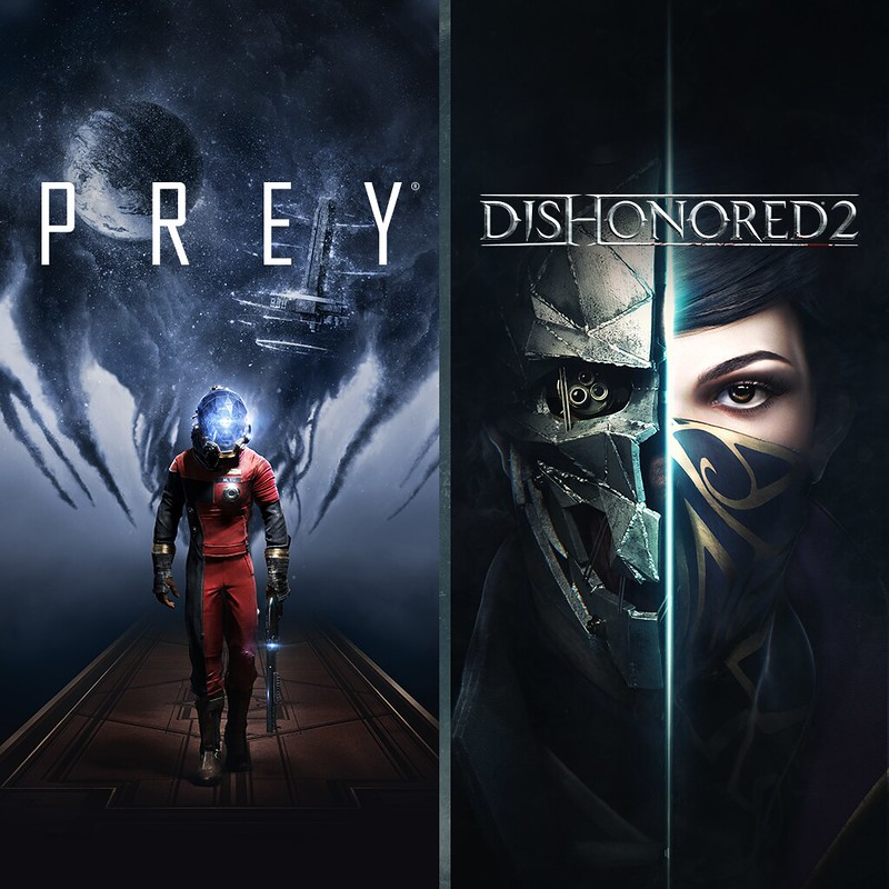Prey + Dishonored 2 Bundle