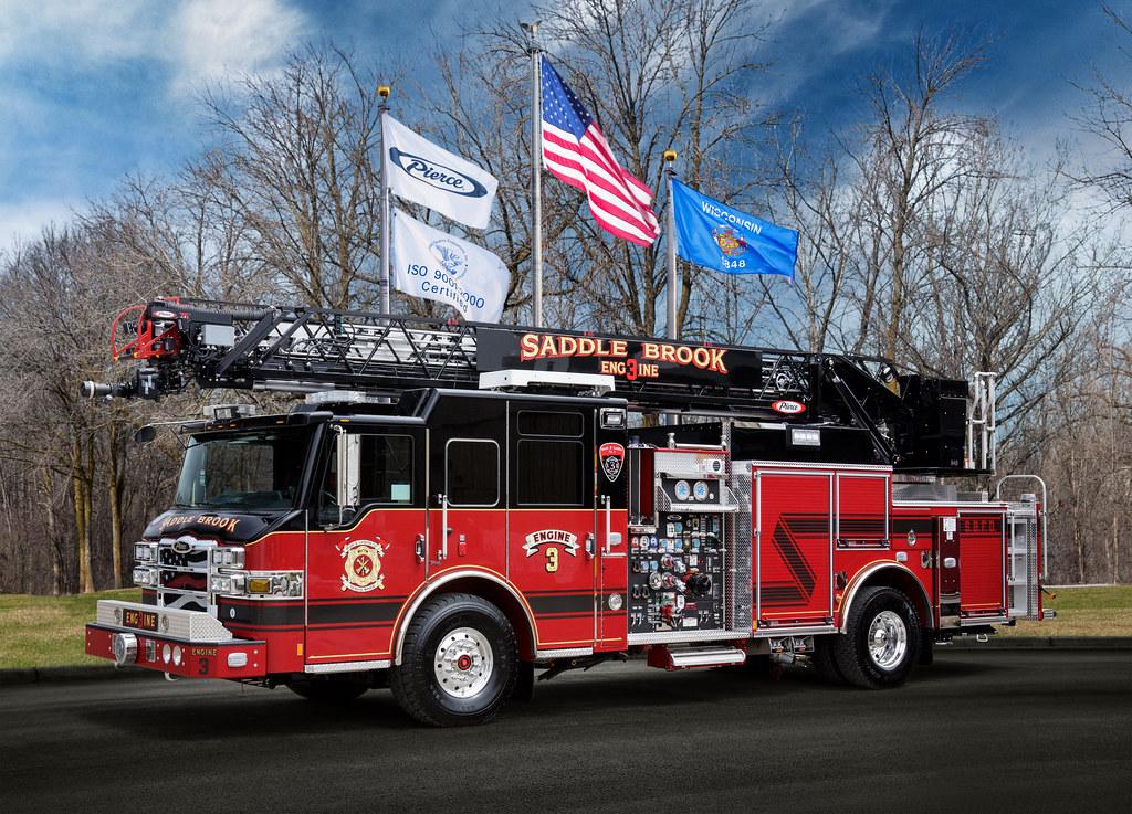 Pierce Saddle Brook TEP FD, NJ 31440