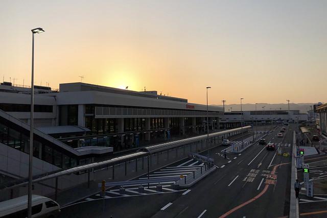 ITM Airport renewal