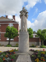 Hazebrouck: Victory Monument (Nord)