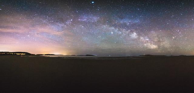 Popham Milky Way