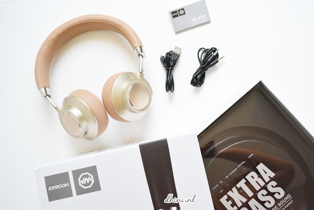 Bluetoothkooptelefoon Joyroom H12