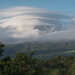 Morning Clouds on Arenal Volcano - Costa Rica