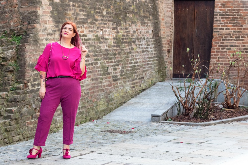 Outfit plus size negozio Mondo Curvy Savona (3)