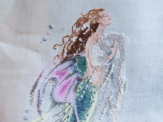 Mermaid of the Pearls, 5/15/18