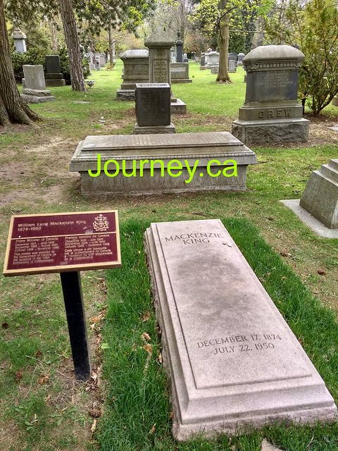 William Lyon Mackenzie King's Tomb