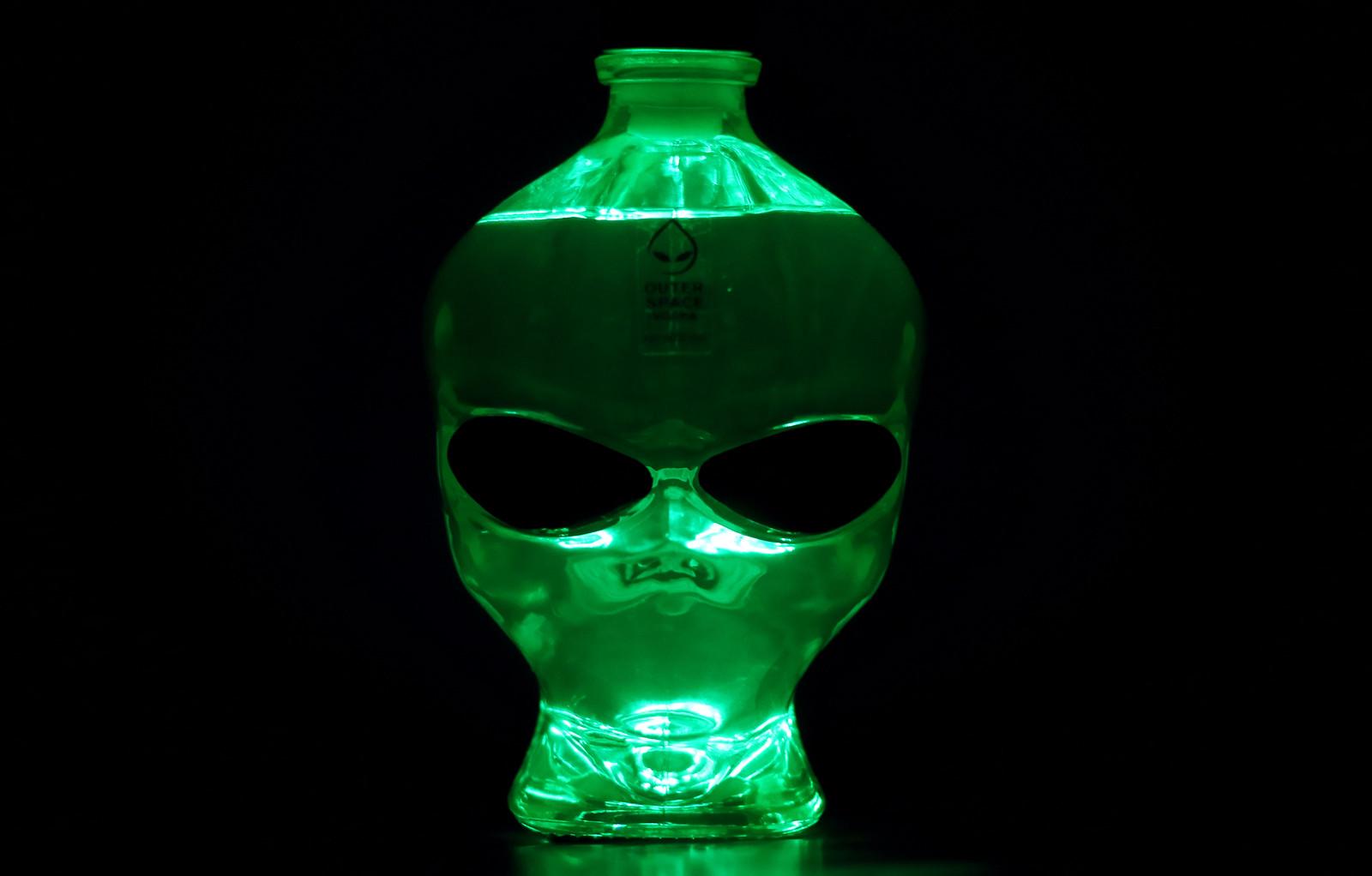 Outerspace Corn Vodka