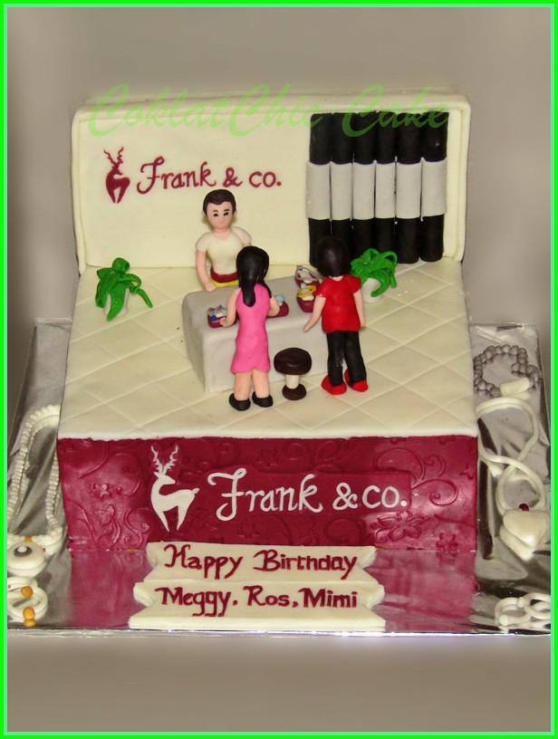 Cake Frank & co Meggy Ros Mimi 20 cm
