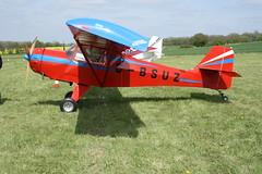 G-BSUZ Denney Kitfox (PFA 172-11875) Popham 040514