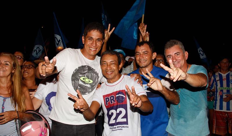 7 pessoas que devem ser interrogadas no caso da troca de votos por laqueadura em Óbidos, chico e isomar