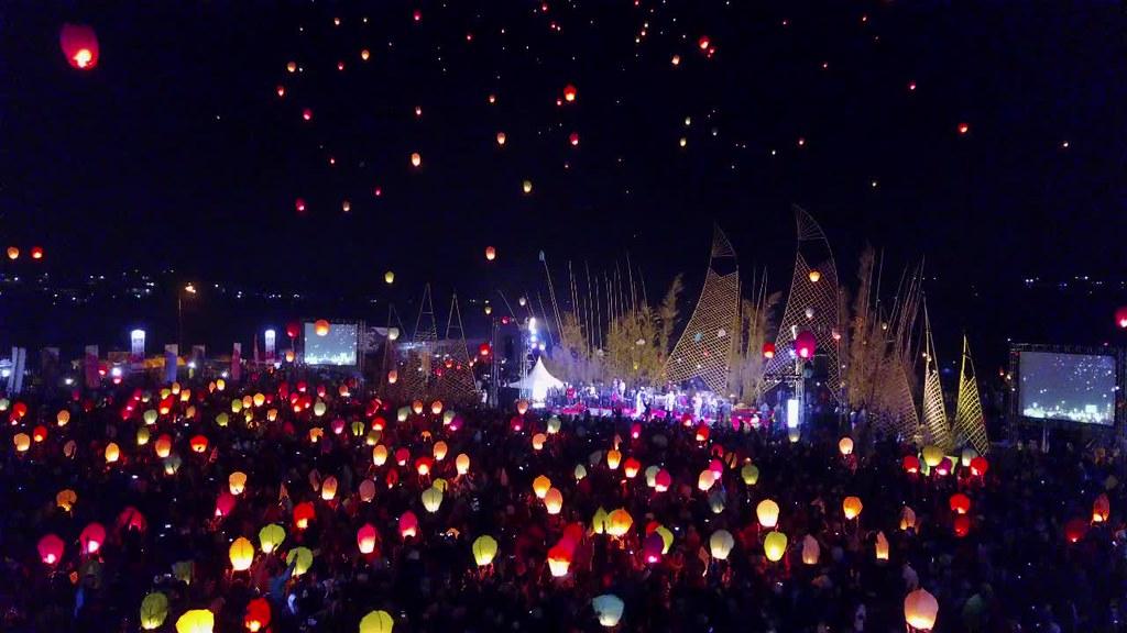 Dieng Culture Festival 2017 Lantern (Lampion)