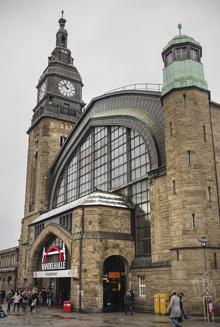 Hamburg Hbf Station