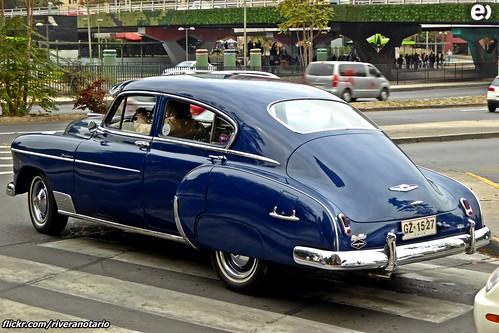 Chevrolet 1949 Fleetline Deluxe - Santiago, Chile