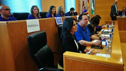 Pleno ordinario del mes de abril en el Ayuntamiento de Dos Hermanas