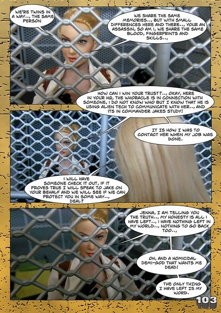Bamcomix - An old face returns - Chapter Six - Showdown! 41756244851_3cce8fedae_z
