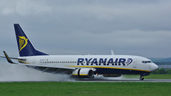 Boeing 737-8AS / Ryanair / EI-DLF