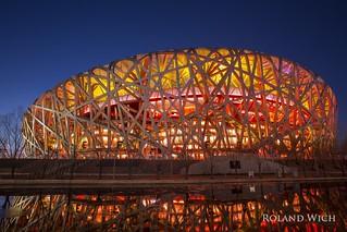 Beijing - Bird's Nest