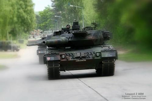 MBT Leopard 2 A6M