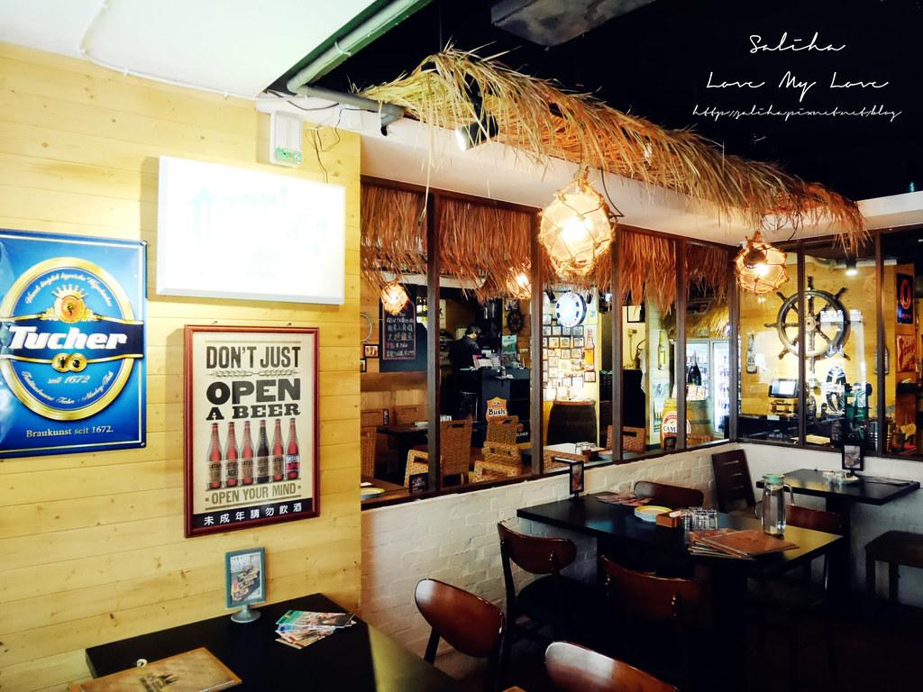 台北東區ABV加勒比海餐酒館 (11)
