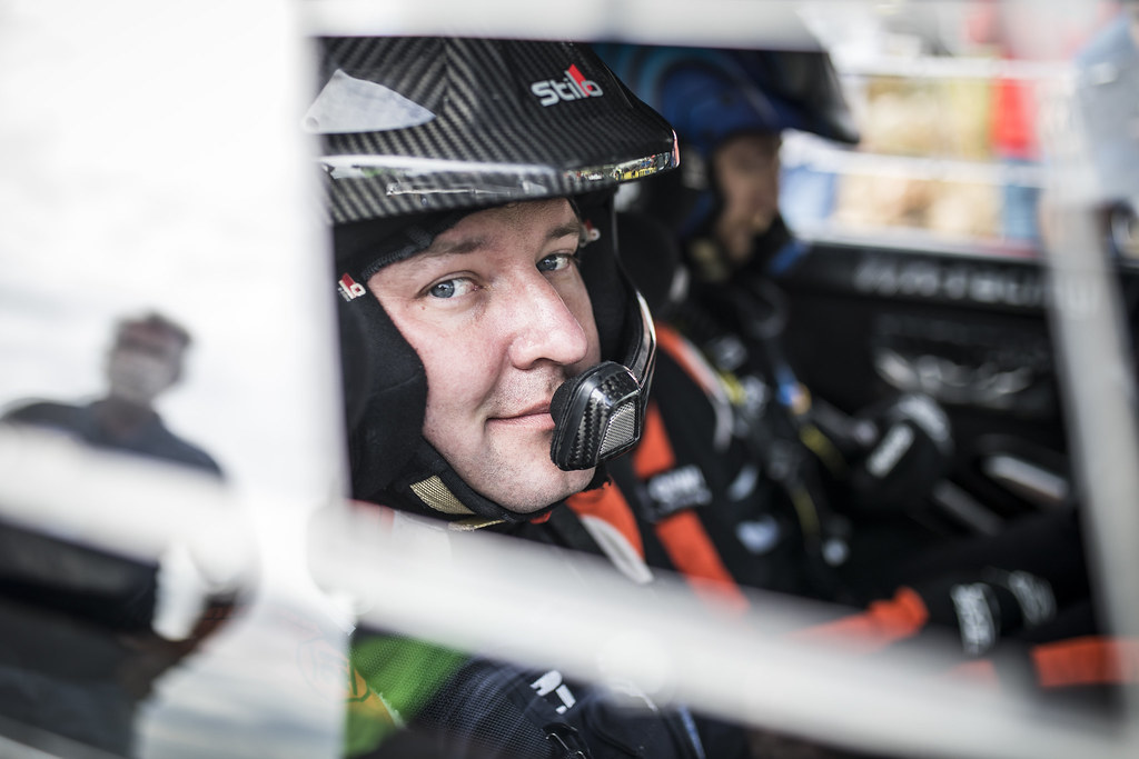 ARNAUTOV Alexey (rus), Russian Performance Motorsport, FORD FIESTA R5, portrait during the 2018 European Rally Championship ERC Rally Islas Canarias, El Corte Inglés,  from May 3 to 5, at Las Palmas, Spain - Photo Gregory Lenormand / DPPI