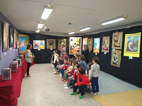 Colegio Cervantes Semana Cultura dedicada a Murillo