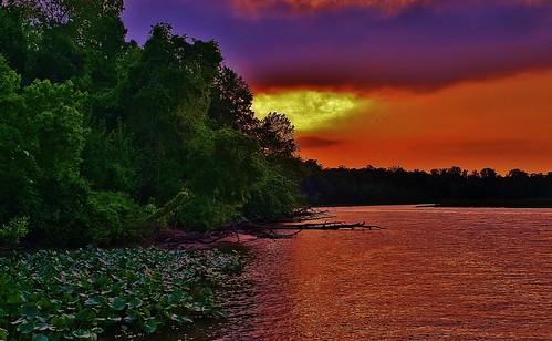 jugbaynaturalarea patuxentriverpark patuxentriver princegeorgescounty sunset evening dusk maryland uppermarlboro croom jugbay jugbaysunset patuxentriversunset