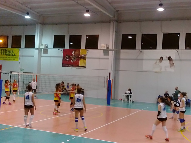 new volley Ugento
