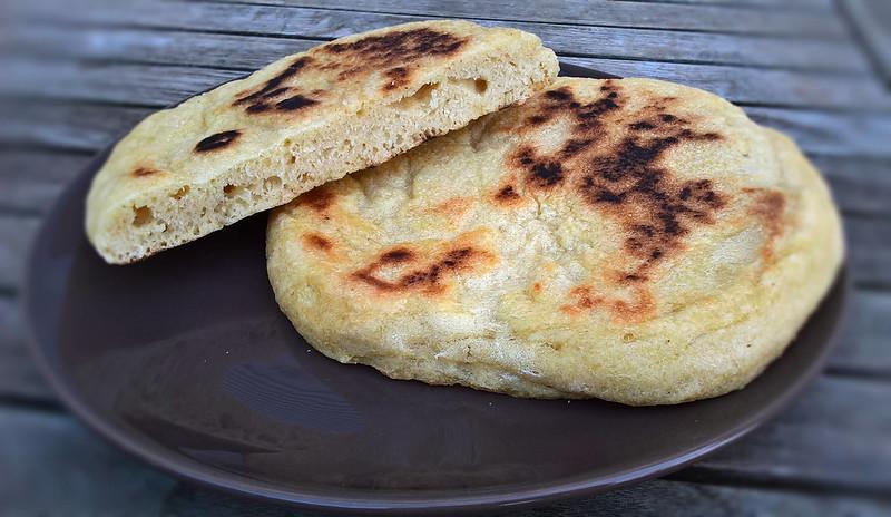 pain semoule de blé