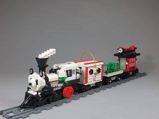 The Panda Express