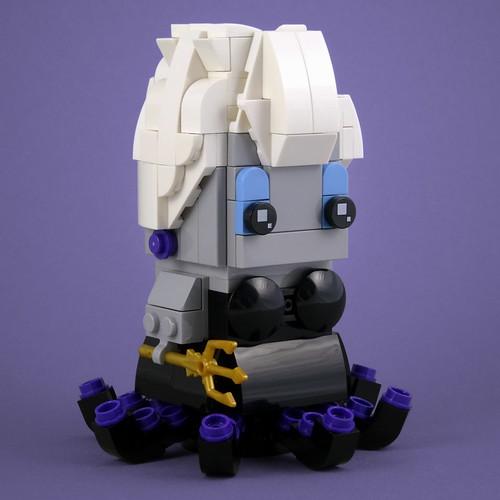 BrickHeadz: Ursula