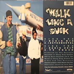 KURIOUS:WALK LIKE A DUCK(JACKET B)