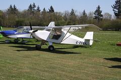 G-ESKA Just Aircraft Escapade 912[1] [BMAA HB 371] Popham 050518