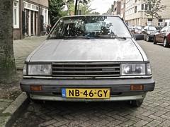 1985 NISSAN Sunny B11 1.5 GL Wagon