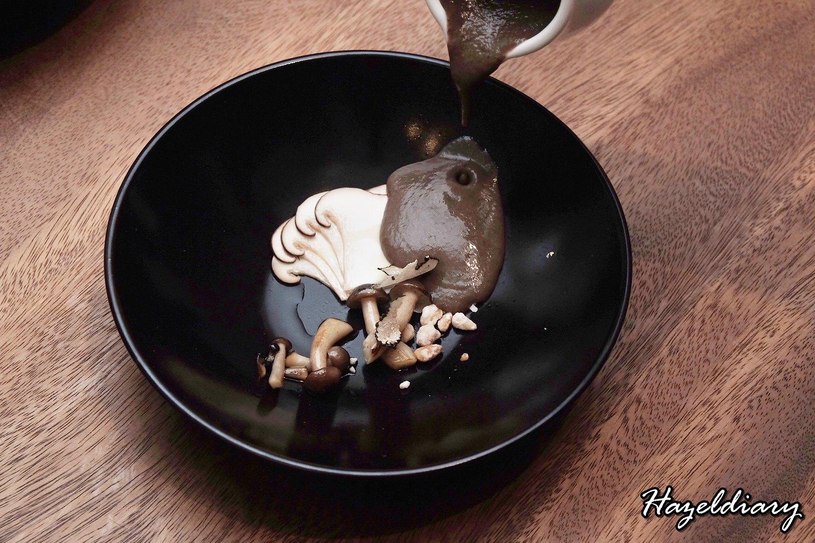 Sinfonia Ristorante-Hazeldiary-Mushroom Soup