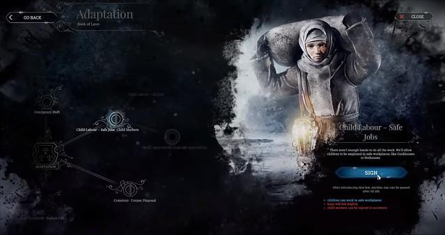 FrostPunk - Child Labour