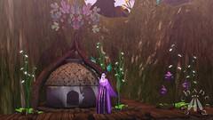 Lovely, tiny huts!