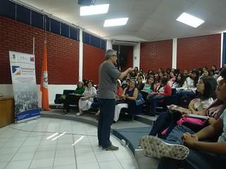 Conferencias y Taller U. de Tarapacá, Arica (Marzo-abril 2018)