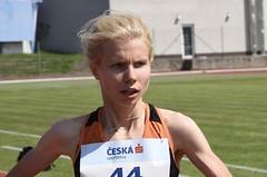 Kristýna Dvořáková. Velký talent z Vysočiny s půlmaratonem pod 1:17