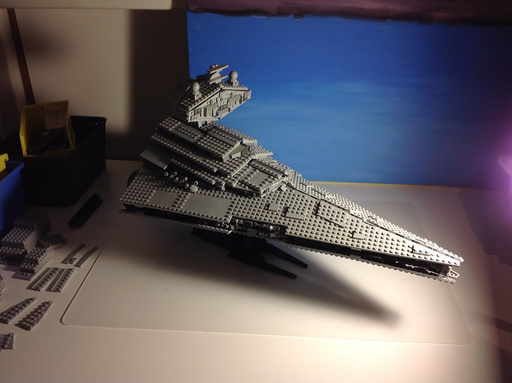 Star Destroyer rebuild