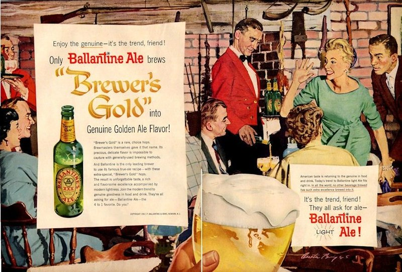 Ballantine-1957-night-at-the-tavern