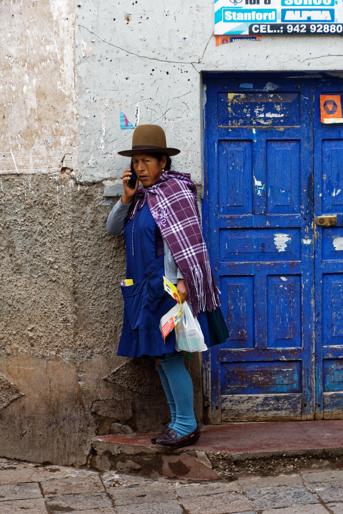 Pisac - traditional meets modern