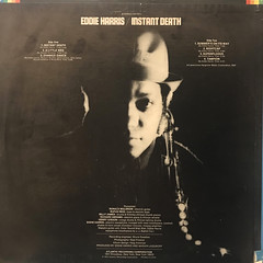 EDDIE HARRIS:INSTANT DEATH(JACKET B)