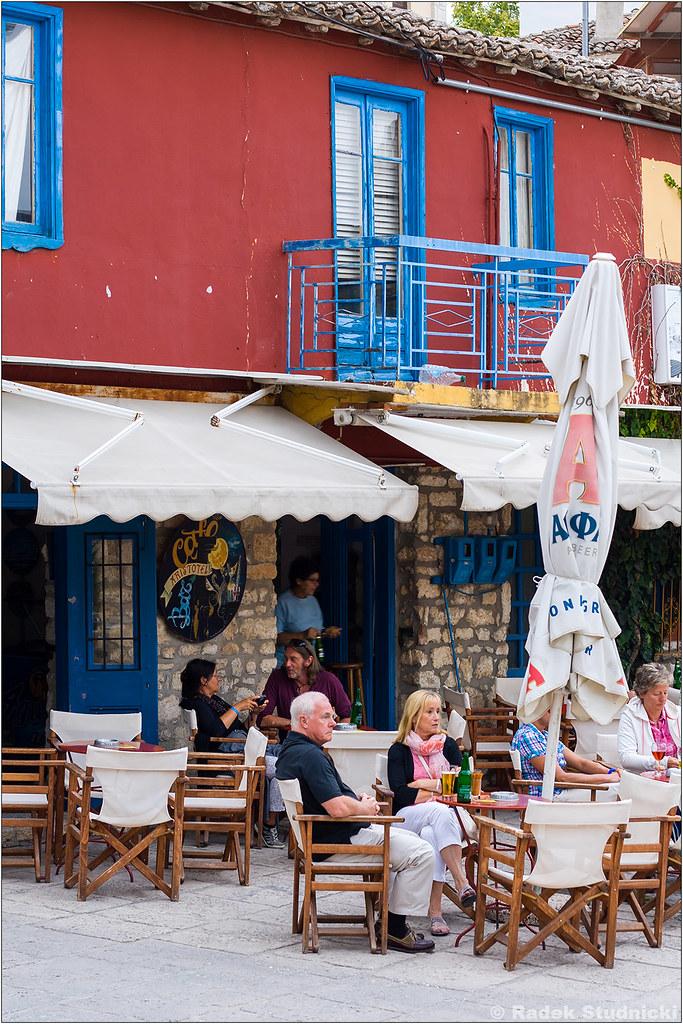 Restauracja w Afitos